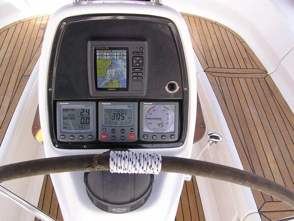 Bavaria 35 Cruiser, Alba