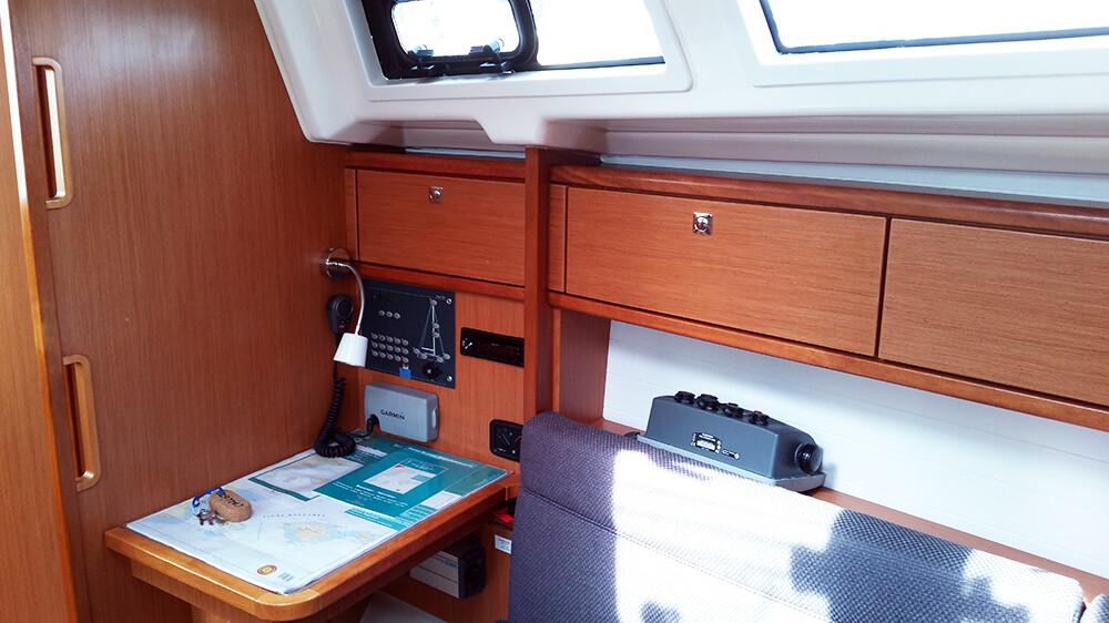Bavaria Cruiser 33, Callisto