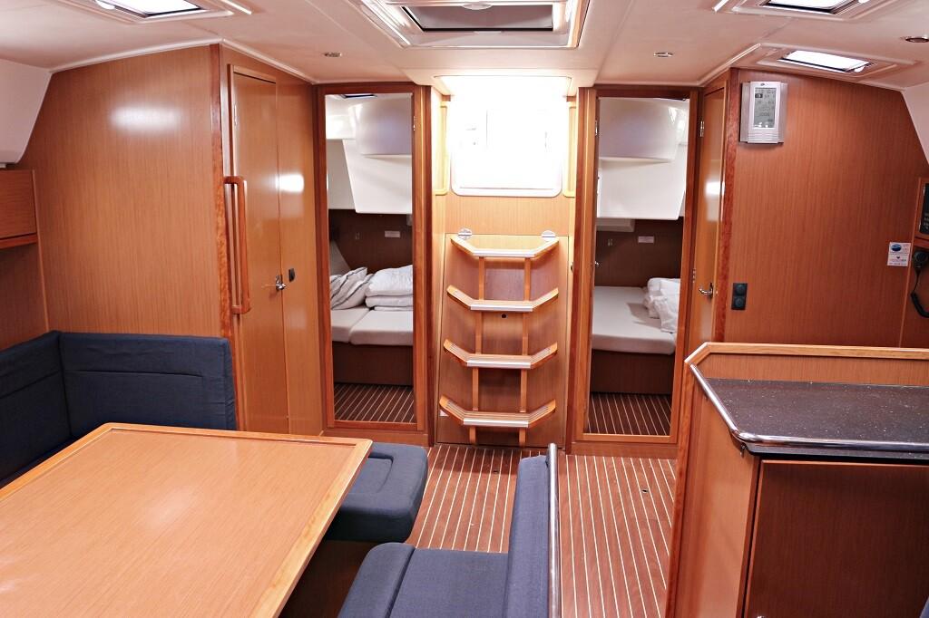 Bavaria Cruiser 50, Sirena