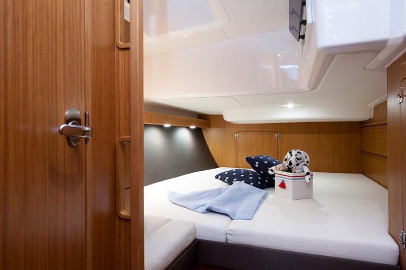 Bavaria Cruiser 56, Anassa