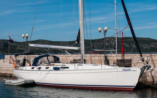Dufour 45 Classic, Pasja SKIPPERED