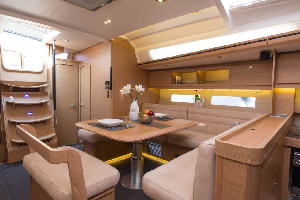 Dufour 56 Exclusive, BARMALEY  - FULLY EQUIPPED