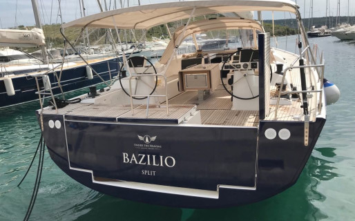 Dufour 56 Exclusive, BAZILIO  - FULLY EQUIPPED