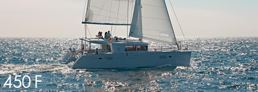 Lagoon 450 F, BigElli