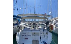 Oceanis 34, Aquamarine