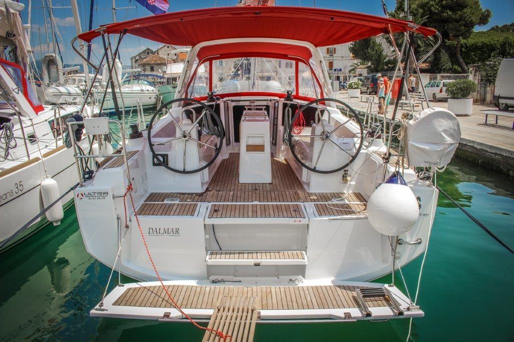 Oceanis 35, DalMar
